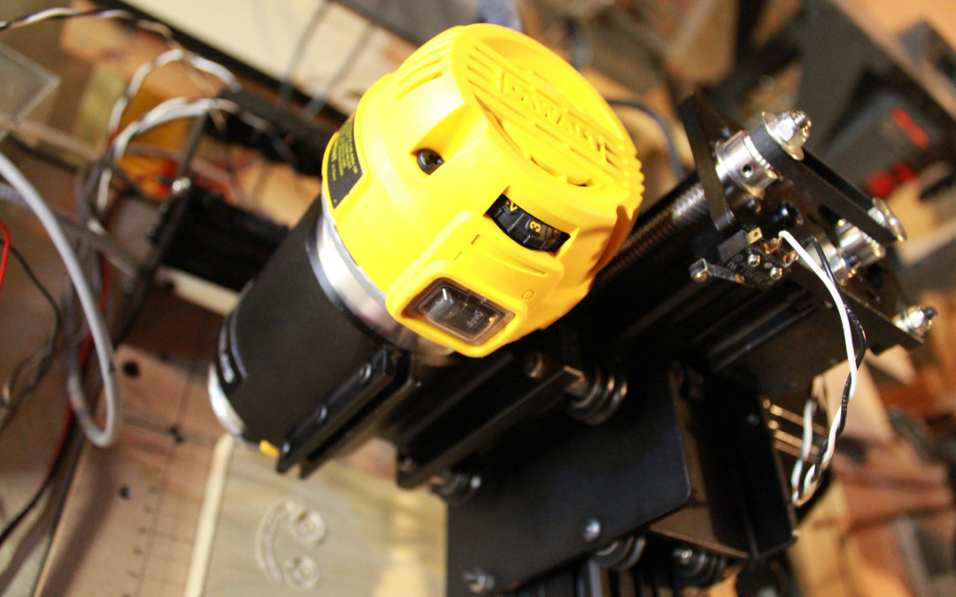 X-CARVE… now with More Power!!!