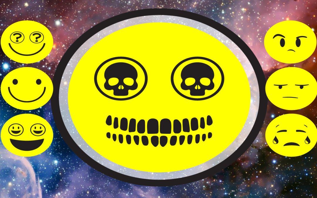 Doctor Who Emoji Robot Artwork (DIY)