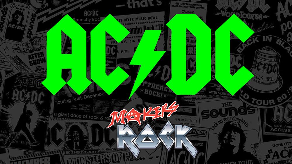 AC/DC Dirty Deeds Done Dirt Cheap Album Art