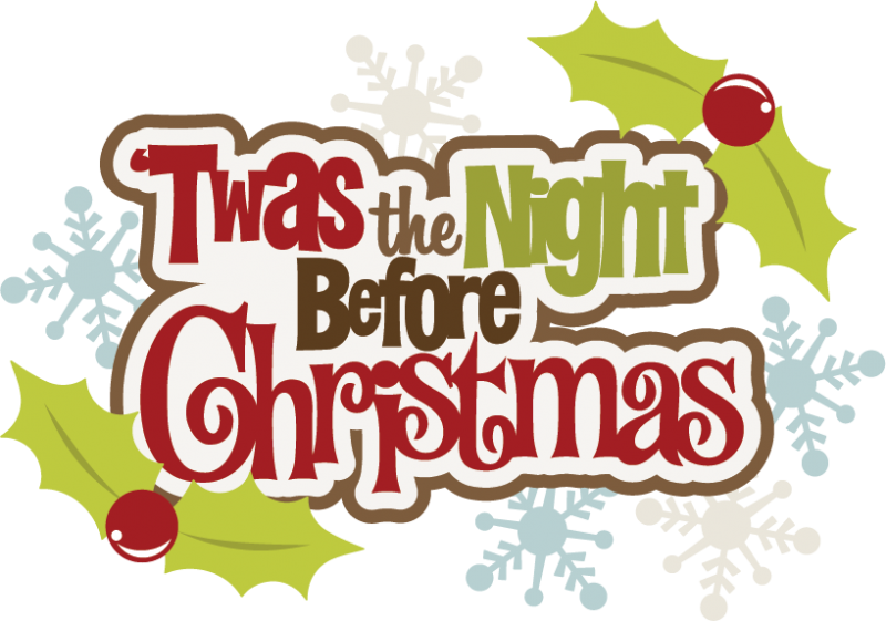 Maker style – Night Before Christmas
